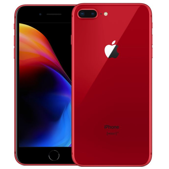 Apple Iphone 8 Plus 64gb Product Red Special Edition Unlocked Usa Brand New Gsm Cdma Unlocked Apple Warranty Iphone Best Cell Phone Deals Apple Iphone