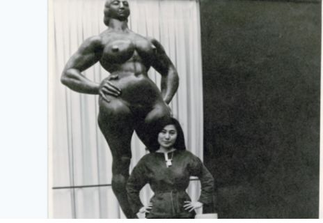 When Yoko Ono took on MoMA.
