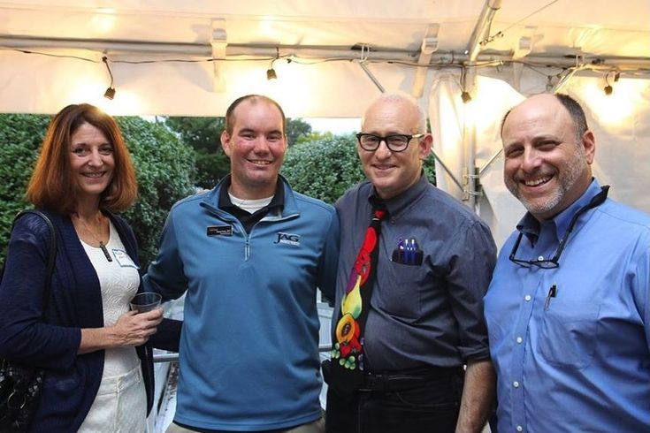 #TBT: The West Orange NJ Chamber of Commerce hosted a Multi-Chamber Networking Event at Thomas Edison National Historical Park in Sept. and Clinical Director Dan Kane represented for #JAG!