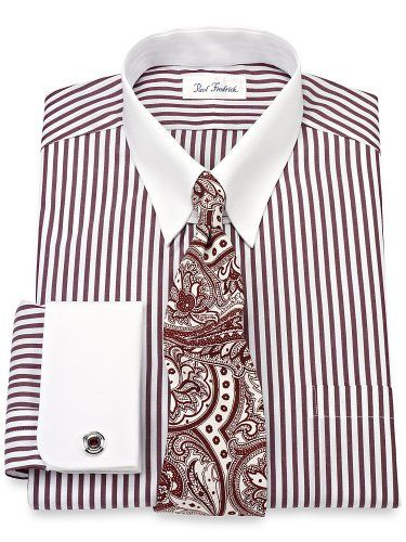 592 best images about t q m shirts ties on pinterest for Pin collar shirt double cuff