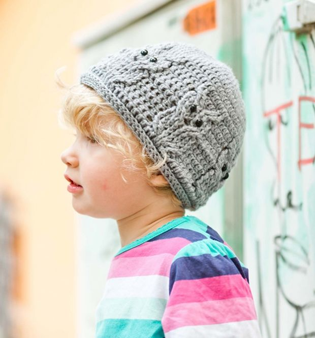 Be Beanie! Kids - Häkelmützen für Jungs und Mädels