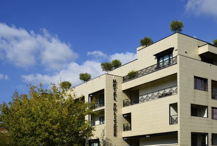 External view Hotel Pulitzer Roma | #hotel #rome #italy