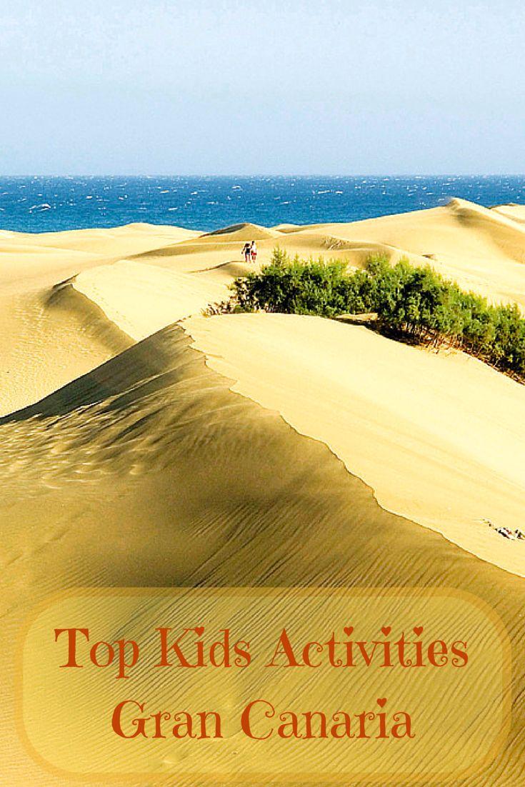 Top Kids Activities in Gran Canaria