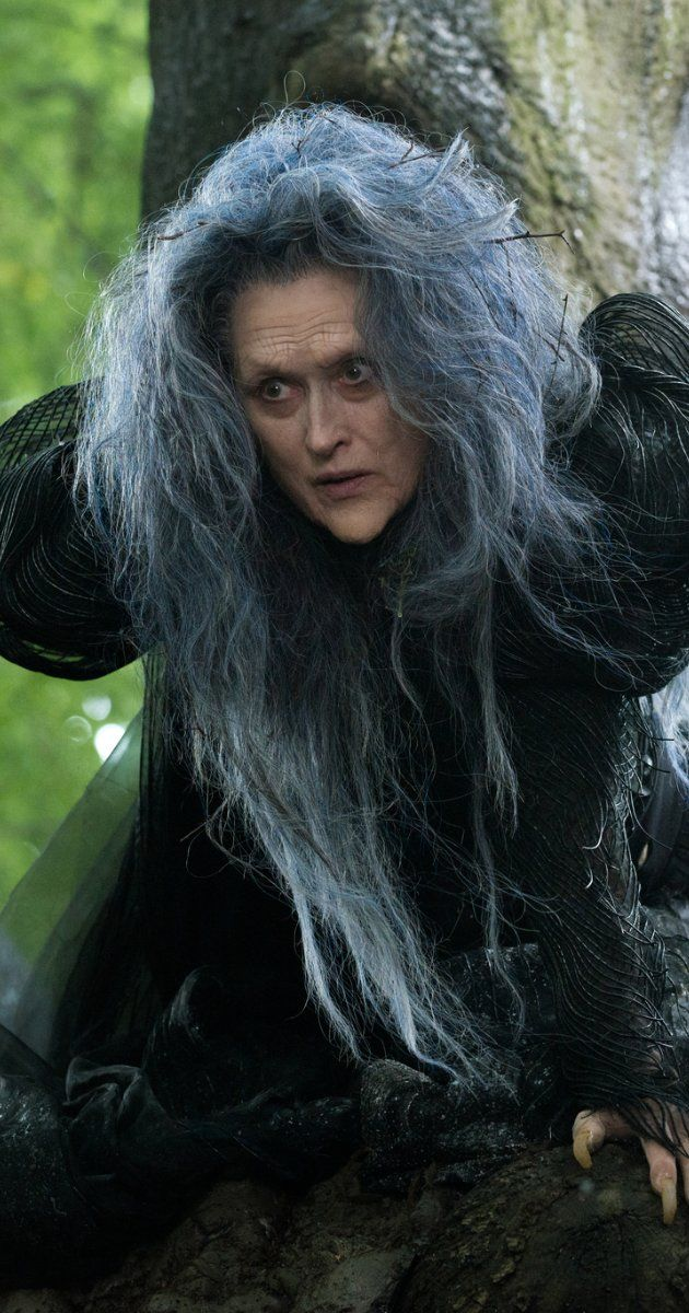 Into the Woods (2014) Squee! with Johnny Depp and Meryl Streep