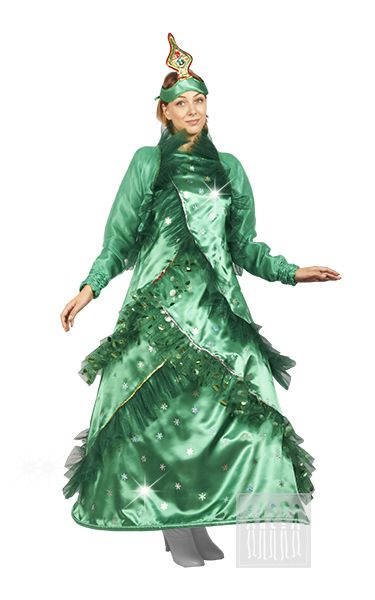 Купить костюм Ёлки
