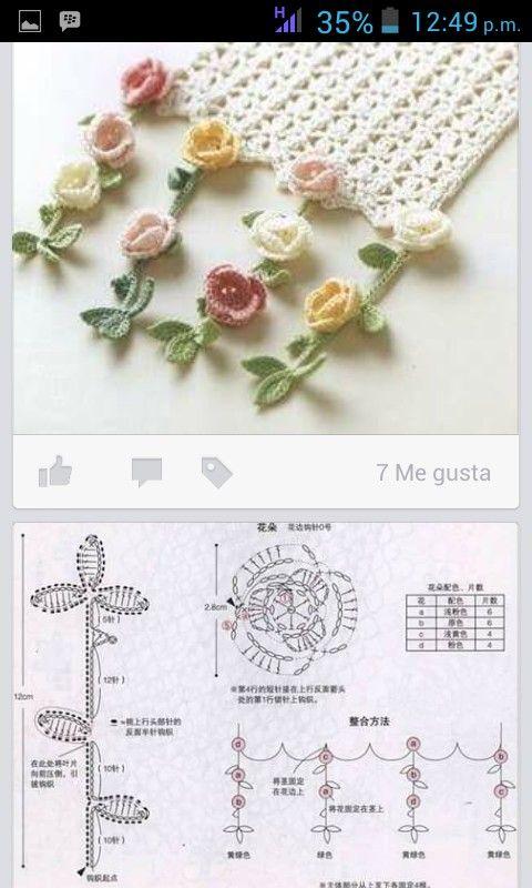 2762 best mis cositas images on Pinterest | Needle tatting patterns ...