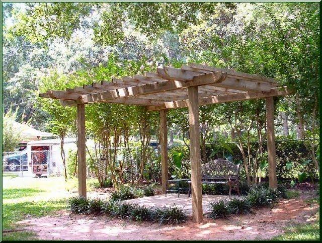 Carport - Akazien Holz Ildare