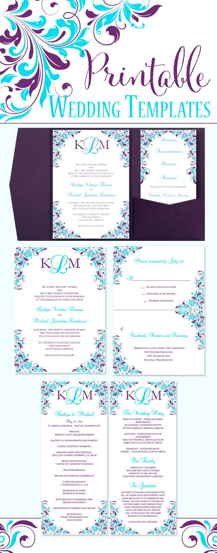 Best 25 Make your own invitations ideas – How to Make Invitations on Word