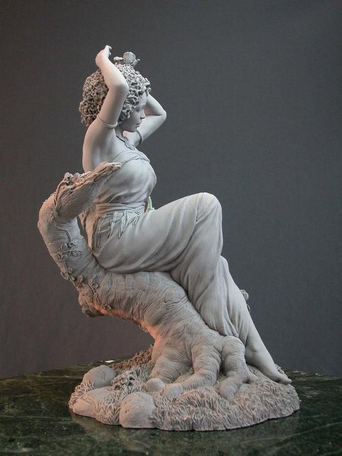 Outstanding sculptures by mark newman escultura en