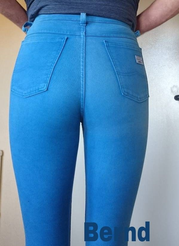Netter Arsch In Jeans