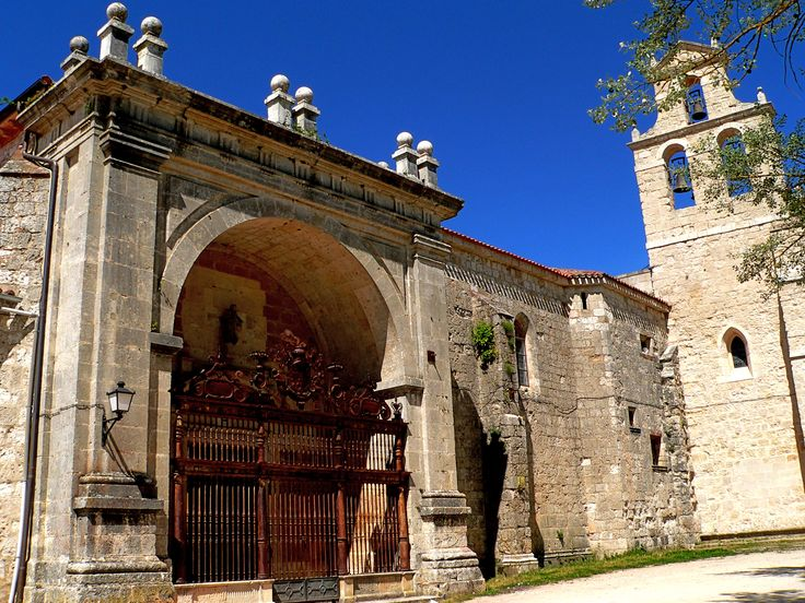 Monasterio de San Juan de Ortega, Burgos, Camino de Santiago