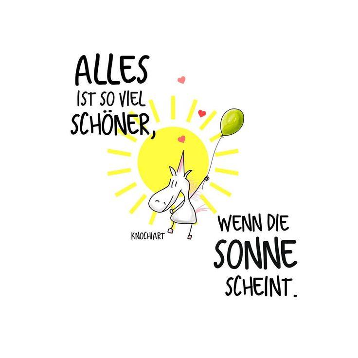 ☀️ it's a #beautiful day #Sprüche #motivation #thinkpositive ⚛ #unicorn #einhorn #believeinyourself #spring #weekend #frühling #sun Teilen und Erwähnen absolut erwünscht