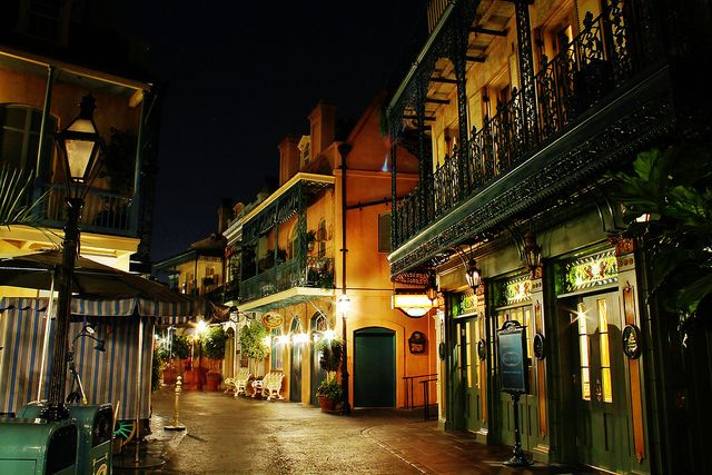 new orleans square / Shane Gibson