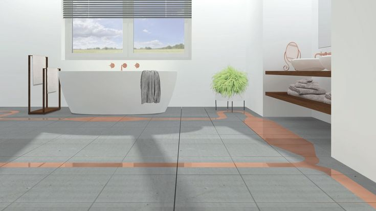 Superficious Heat by Nele Ratjen (Picture: Hochschule Hannover).  Learn more about the World of Flooring: www.domotex.de