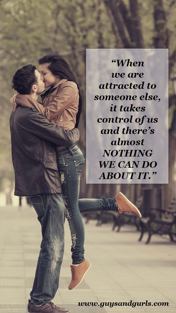 what makes us attracted to someone