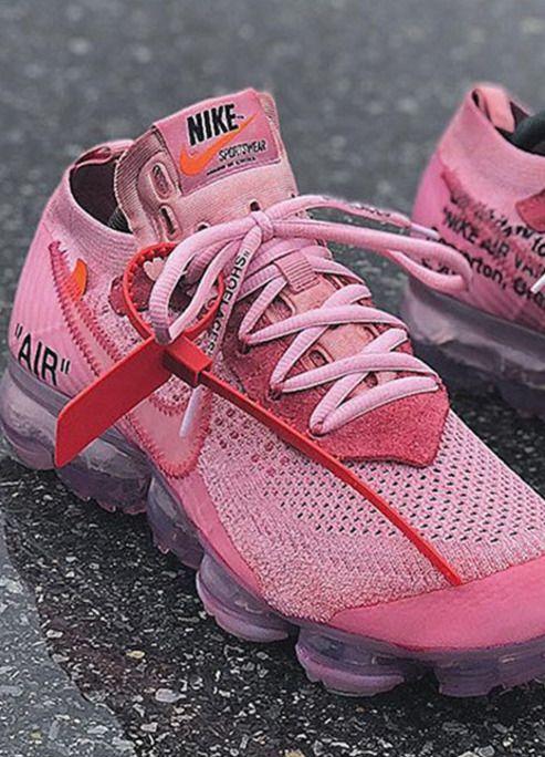 4e19ac8dacaa63 Would You Dye Your Off-White X Nike Vapormax