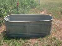 $140 - Hooper - he said $230 at Cal Ranch - 8 feet long - Big Water Trough - Livestock Equipment and Supply - Pets and Livestock - Hooper - For Sale - Classifieds | ksl.com