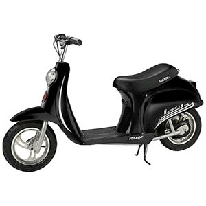 Razor Pocket Mod Miniature Euro Electric Scooter with seat compare and review here http://www.scooterselect.com/razor-electric-scooter-with-seat/
