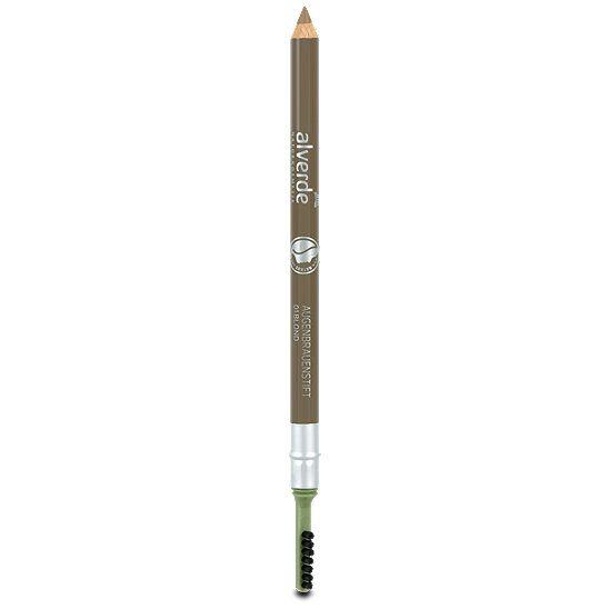 alverde Augenbrauen-Stift, Farbe: Nr. 01 Blond, blond, Augenbrauen bei dm online.