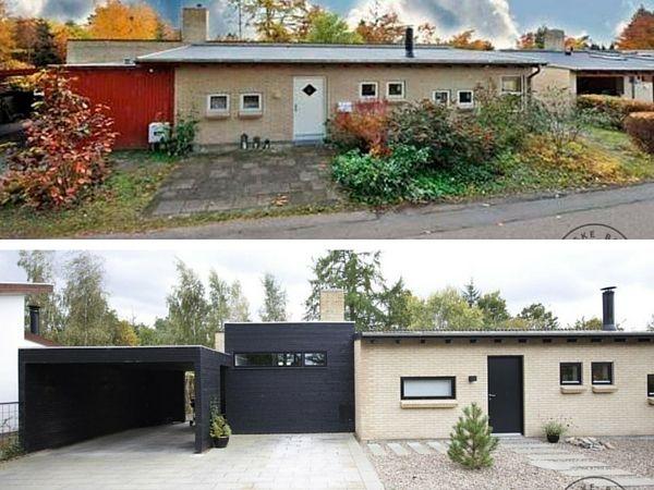 60 39 er hus renovering hus pinterest huse for Case modulari mediterranee