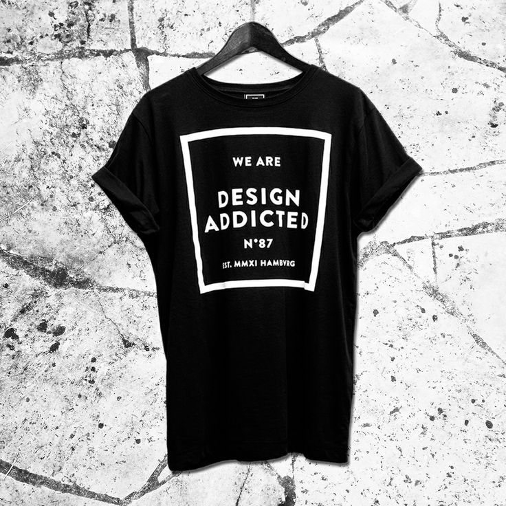 We Are Designaddicted . Logo Capsule Collection 2013