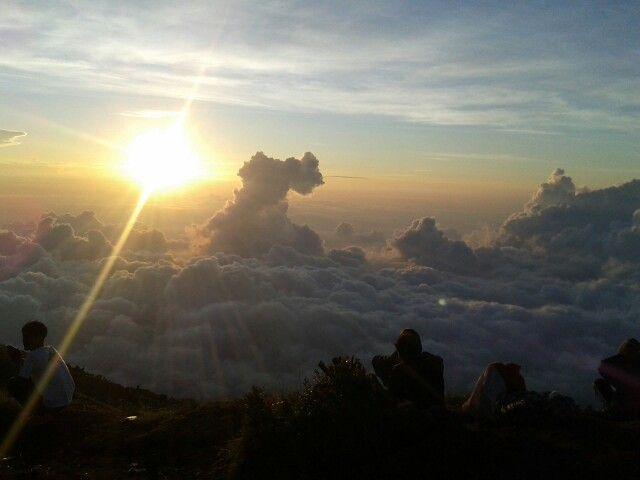 Sunrise#MerbabuMt