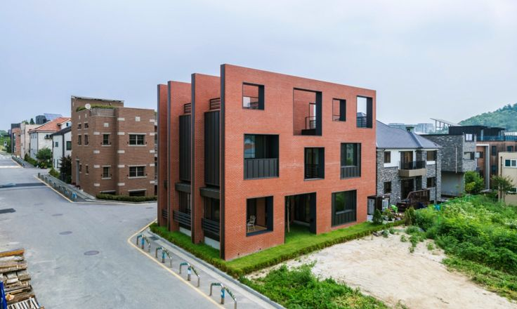 Gallery of Chronotope Wall House / UnSangDong Architects - 8