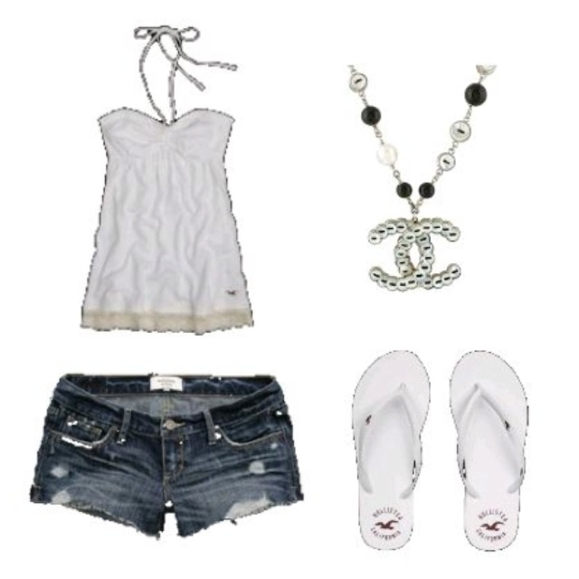 Cute Outfits for Teens | My ideal of a cute summer outfit.