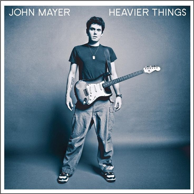 "John Mayer Heavier Things on 180g LP John Mayer followed up his Grammy-winning 2001 debut Room for Squares and hit single ""Your Body Is a Wonderland"" with the Jack Joseph Puig-produced Heavier Things"