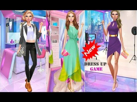 Best Dress up Games 4Play,Play Makeup Artist, Lipsick Maker, Kid Care Ga...