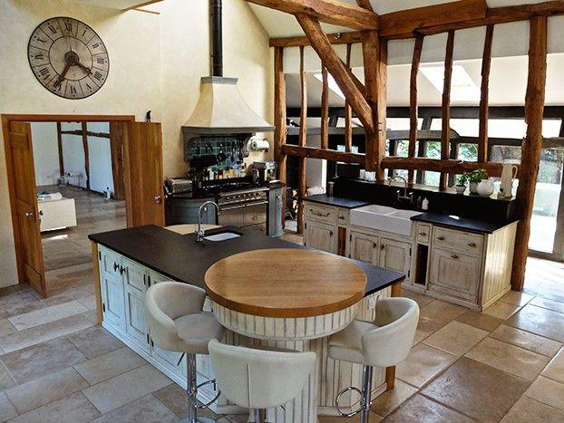 Moderne Keuken Boerderij : Of moderne keuken de groeve natuursteen b v ...