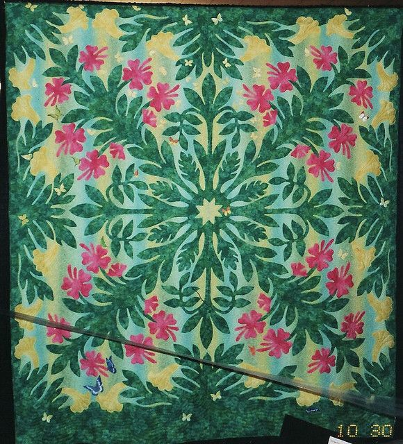 36 best hawaiian quilts images on pinterest hawaiian quilts