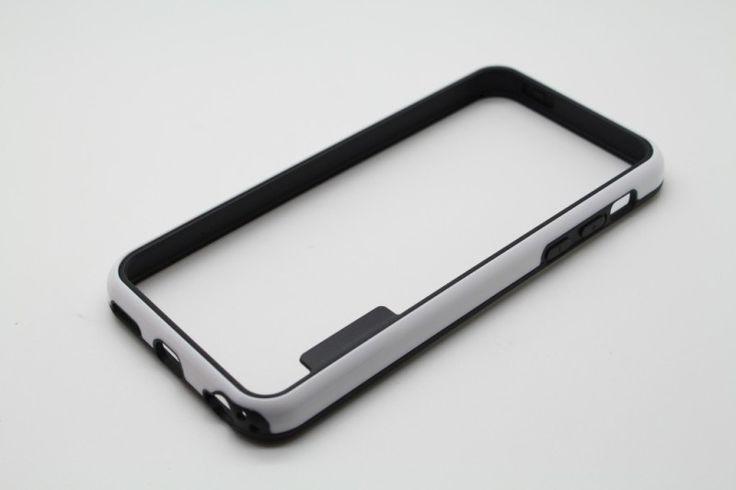 Hybrid Bumper - Λευκό (iPhone 5c) - myThiki.gr - Αξεσουάρ Smartphones & Tablets - Χρώμα λευκό
