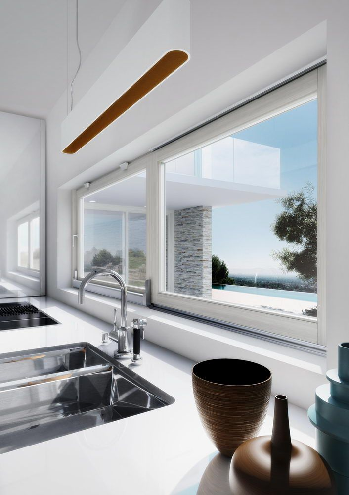 Oltre 25 fantastiche idee su finestre all 39 inglese su pinterest trattamenti per finestra all - Finestra a bovindo ...
