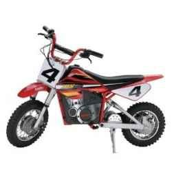 Looking for electric dirt bikes for sale so you can buy your kid a small dirt bike?  The Razor MX500 Dirt Rocket Electric Motocross Bike is something...