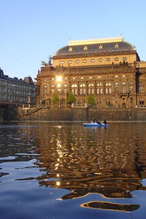 Prague Národní divadlo
