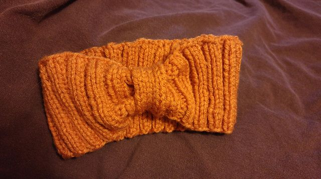 "Ravelry: TxSunshine's His & Her Headbands from ""Circular Knitting Essentials"""