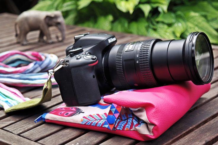 DIY | Bean Bag Kamera-Stativ selber nähen - Bohnensack-Stativ selbermachen - selbstgemachtes Outdoor Foto Equipment | luzia pimpinella
