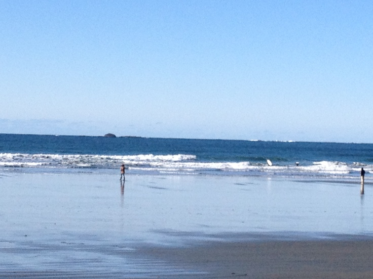 Long Beach, Tofino, Vancouver Island, BC, Canada .. wonderful place for surfing !