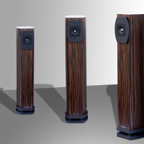 Audium Comp 7 Speakers