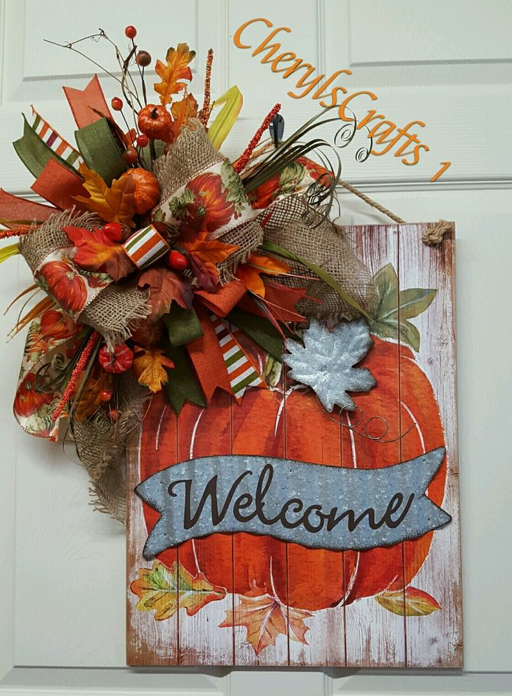 Welcome Fall with this one! Now available in my cherylscrafts1.etsy.com shop!