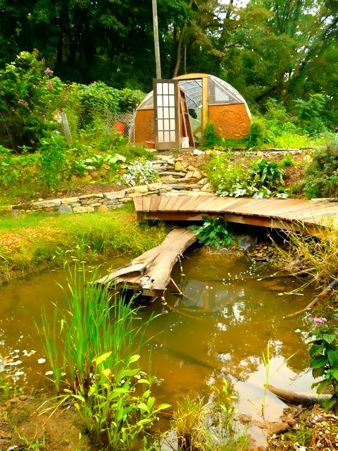 1000 ideas about natural pond on pinterest farm pond ponds and building a pond - The pond house nature above all ...