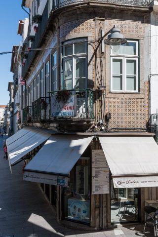 Braga | Rua D. Diogo de Sousa [© Libório Manuel Silva] #Azulejo #AzInfinitum #ILoveBraga