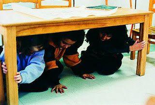 Οδηγίες προστασίας του Πολίτη από Σεισμούς - InOut
