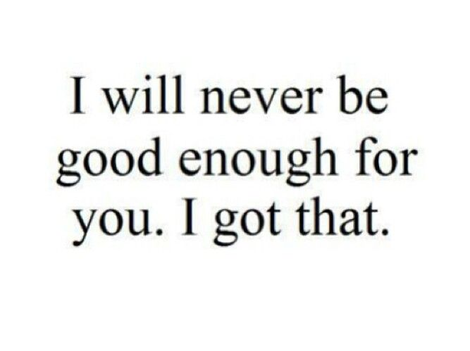 I dont get why you wont fight for me. You said you loved me and want me to be your one but then break up with me :'(