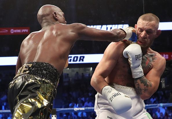 08-26-2017  LAS VEGAS (AP) — Floyd Mayweather Jr. figured out a 50th opponent, letting Conor McGregor have the early rounds before stalking him late and leaving…