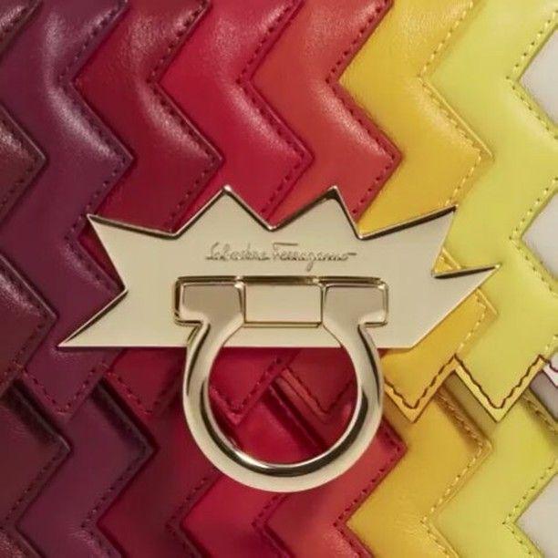 Salvatore Ferragamo kembali menggandeng desainer handbag Sara Bataglia untuk merancang koleksi kapsul. Permainan warna siluet grafis dan nuansa whimsy diinjeksi Sara bagi rumah mode historis ini. Perpaduan kontemporer dan klasik tergambar dari kehadiran clasp dan chain strap berbentuk logo Salvatore Ferragmo. Selain menawarkan desain dan perspektif label ini juga mengkreasikan ragam model dari tote hingga bucket yang bisa disesuaikan dengan kebutuhan dan personal style Anda. When classy…