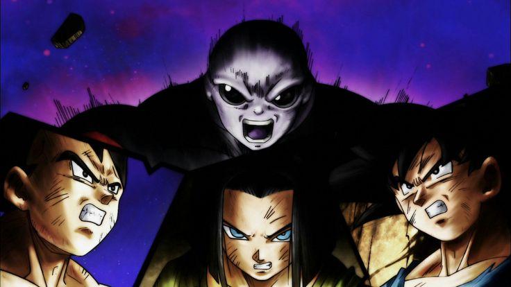 Batalla Final!!  Universo 11 vs Universo7 Dragon ball super