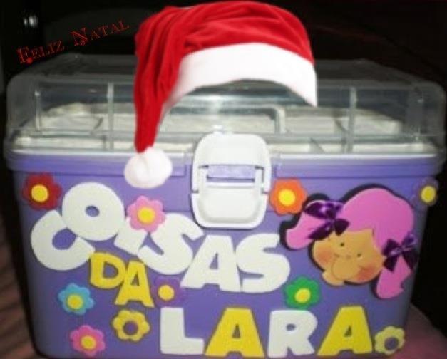 COISAS de um Natal reciclado.... http://coisas-da-lara.blogspot.com.br/search/label/Natal%202014