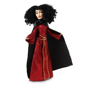 Disney Tangled 12 Inch Deluxe Doll Mother Gothel By Disney